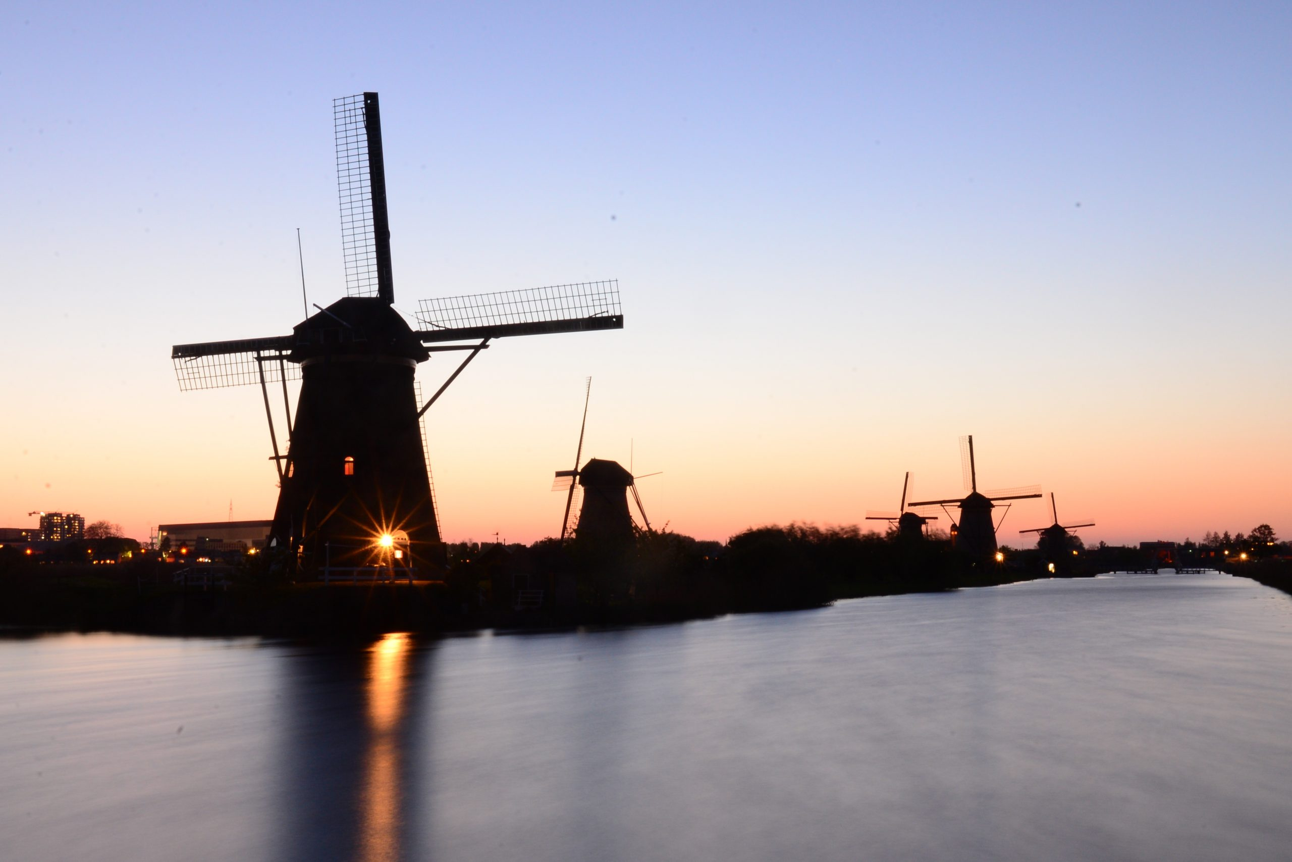 Kinderdijk (Netherlands) during Corona is a Once in a Lifetime!